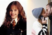 Čarokrásná Hermiona z Harryho Pottera Emma Watsonová: Zasnoubila se?!
