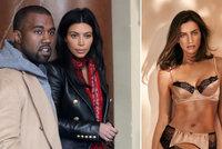 Rapper Kanye West se nezdá: Vyměnil Kim za Irinu?