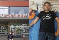 Ochrnutý Muž roku Martin Zach (35): Po očkování na covid skončil v péči lékařů!