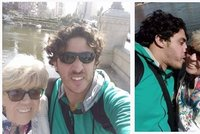 Babička (81) provdaná za zajíčka (36) se rozpovídala o jejich vztahu: Vynáší mě do schodů a stříhá mi nehty!