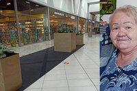 Cukrovkářka Jana v obchodním centru málem omdlela: Proč nejsou lavičky pro důchodce?