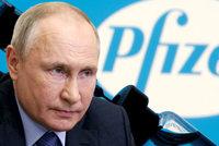 Influenceři měli za peníze špinit Pfizer: Podivné pozadí nabídky, kde stopy vedou do Ruska
