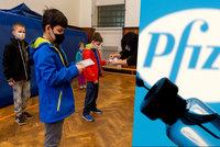 Vakcína od Pfizeru nově i pro děti od 12 let: EMA rozhodla o průlomu u očkování