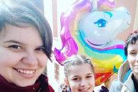 Sestřička Míla zemřela v milované práci: Zůstaly po ní dvě dcery, chtějí být zdravotnice jako maminka