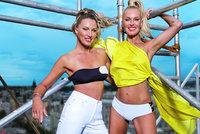 Simona Krainová (48) se sestrou Yvonou (53) se svlékly: Těla a břišáky jako dvacítky!
