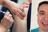 Roman Šmucler exkluzivně pro Blesk: Věděl jsem, že po vakcíně ochrnu!
