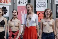 Bití, mučení a kruté dny ve vězení. Tři ženy popsaly zadržení v Lukašenkově Bělorusku