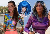 »Chůva na šteklích« Sisa Sklovská na letních shakespearovských hrách: Jsem jako zpěvačka Cher!