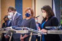 Vláda po dlouhé době vynechá covid. Projedná české extremisty a změnu víz z Ukrajiny