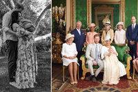 Válka Harryho s rodinou: Malá Lilibet jako nástroj usmíření a »olivová ratolest«?!