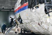 Soud má důkazy, že letoun MH17 sestřelila ruská raketa. Obviněni jsou čtyři muži