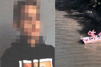 Mário (†13) se utopil v řece: Jeho mrtvolu musela identifikovat máma bojující s rakovinou