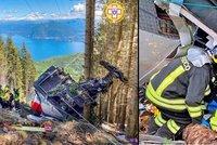 Šokující zvrat v případu smrtícího pádu lanovky: Soudkyně propustila dva ze tří podezřelých
