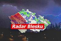 Velmi silné bouřky hrozí jihu Čech. Pozor na Prachaticku a Strakonicku, sledujte radar Blesku