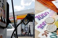 Zdražování benzinu nekončí: Ceny vyskočily nejvíc za rok a půl, litr vyjde na víc než 32 korun