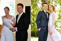 Adela a Viktor Vinczeovi slaví 4. výročí: Svatba byla jako z akčního filmu!