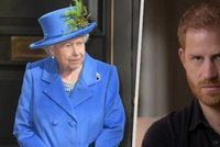Princ Harry kuje další zradu: Tajemství Alžběty II. vyzradí bez jejího souhlasu!