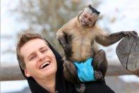 Zemřela slavná opička George: Nepřežila rutinní vyšetření u veterináře, fanoušci pláčou