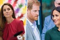 Vévodkyně Kate přiznala: Malou Lilibet nám ještě neukázali! Snad to bude co nejdřív, zoufá si