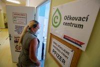 O očkovací maraton ve Středočeském kraji je velký zájem: Vakcína i bez předchozí registrace