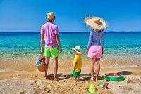 Plánování dovolené v cizině je pro rodiny s dětmi očistec. Kam v době covidu míří nejčastěji?