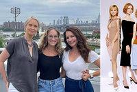 Sex ve městě po 20 letech: Hlavní hrdinky se sešly bez Samanthy! Pořád to jsou kočky