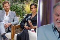 Zoufalý otec Markle o chování Meghan a Harryho: Smrt se blíží! I vrah je na tom lépe než já