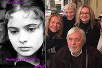 Havlová zveřejnila poslední fotku s Šafránkovou  (†68)! Telefonát a úkol od syna Josefa (44)