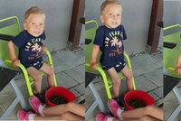 VIDEO: Zázrak? Maxík s SMA se postavil ze židle! Sám a bez pomoci
