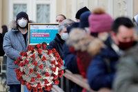 Strach z nové mutace koronaviru: Objevila se v Rusku, co víme o moskevské variantě?