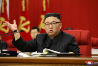 """""""Závažný incident"""" s covidem v KLDR: Kim běsní a odvolal část politbyra, šíří se zemí nákaza?"""
