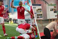 """""""Smekáme!"""" Pražští záchranáři vzdávají hold fotbalistům, kteří křísili spoluhráče. Mají radu k dobru"""