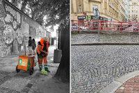 Nekonečný boj s odpadky v ulicích. Proti »nesmyslnosti« bojují v Praze popelníčky i kampaní