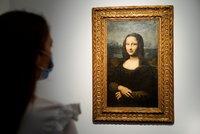 """""""Šílené."""" Kopie Mona Lisy se vydražila za 74 milionů, aukční síň je v úžasu"""