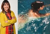 Tereza Brodská úplně nahá: Herečka zveřejnila odvážný snímek z bazénu!