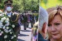 Česko si připomíná 79 let od masakru Ležáků: Mír není samozřejmostí, říká Schillerová