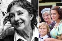 Budete chybět, babi Běto! Hvězdy (nejenom z) Vyprávěj vzpomínají na zesnulou Divíškovou (†84)