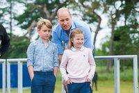Oslavenec princ William (39) jako třetí kolo u vozu?! Zastínily ho děti George a Charlotte