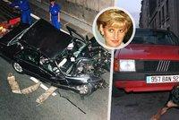 Tajemství smrti princezny Diany (†36) odhaleno: Tragická srážka s fiatem! Co se stalo s řidičem?