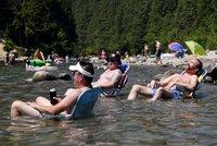 Kanadu sužuje vlna veder, naměřili tu přes 47,9 °C. A v obchodech došly klimatizace