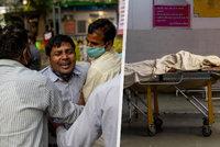 """Brutální útok rodiny oběti covidu na doktora: """"Myslel jsem, že nepřežiji,"""" líčí lékař z Indi"""