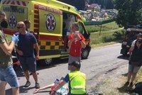 Čech se vážně zranil při paraglidingu na Slovensku! Musel pro něj vrtulník