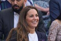 Vévodkyně Kate musí do izolace: Rizikový kontakt na Wimbledonu! Nakazila se covidem?