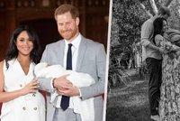 Meghan a Harry touží po velké rodině: Další dítě do tří let!
