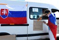 Slováci budou dál vyžadovat karanténu po neočkovaných cestujících. První dávka nestačí