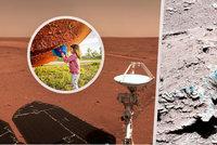 Osídlení Marsu: Dosáhnout stejné podmínky jako na Zemi? Terraformace není úplně sci-fi