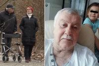 Smutné vzpomínky na Ladislava Potměšila (†75): Poslední fotky před smrtí! Už nemohl chodit