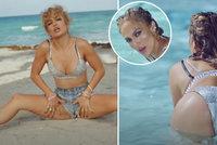 Ukrutně žhavá Jennifer Lopezová (51) v novém klipu: Roztáhla nohy za 4 miliony!