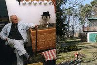 Slavná chata spisovatele Bohumila Hrabala je na prodej za 12 milionů! Koupí ji stát?
