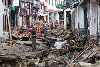 Německá apokalypsa s více než 170 mrtvými: Na zpustošené oblasti se řítí další bouřky